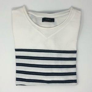 Zara Crewneck Sweater Size L